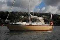David Rainsburys' Kate - Imray Links Pilotage